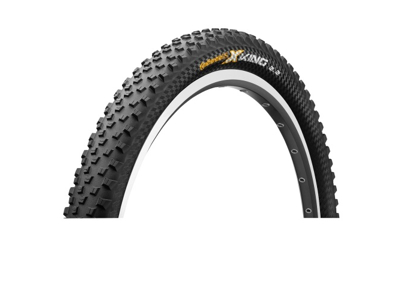 Continental Cross King Protection - Tubeless Ready foldedæk - 27,5 x 2,2