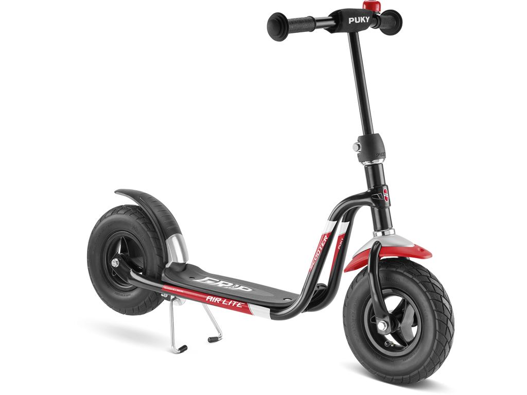 Image of   Puky - R 03 L - Løbehjul til børn fra 3 år - Sort