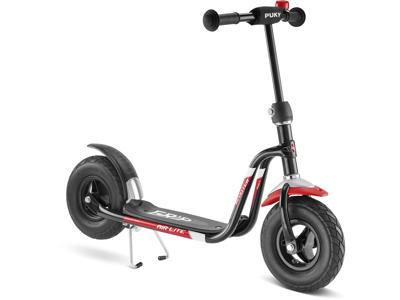 Puky - R 03 L - Sparkcykel till barn från 3 år - Svart