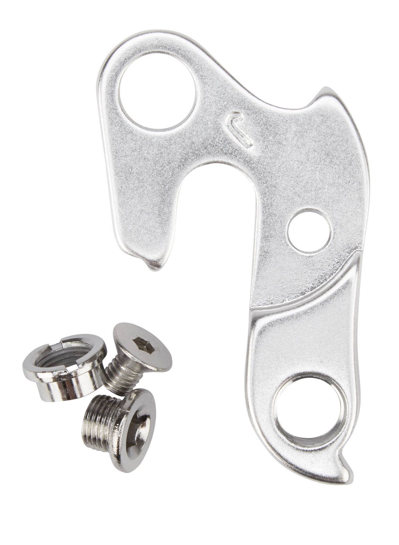 Geardrop type GH-133 - Sølv | Derailleur hanger