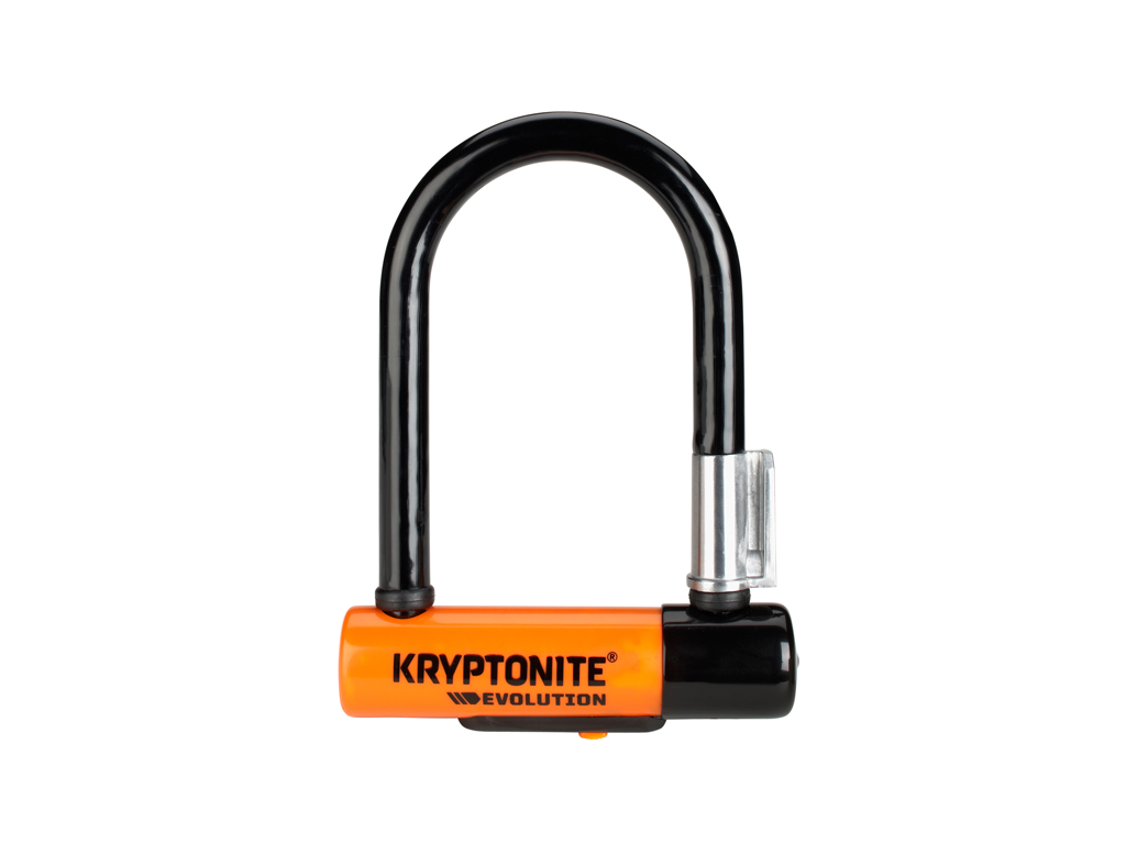 Image of   Kryptonite bøjlelås - Evolution Mini-5 - U-Lock - Flexframe