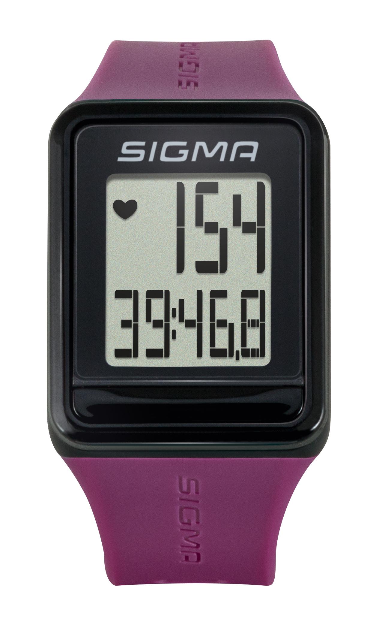Sigma iD.GO - Pulsur - Lilla | Sports watches