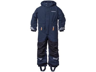 Didriksons Lynge Kids Coverall - Flyverdragt - Navy