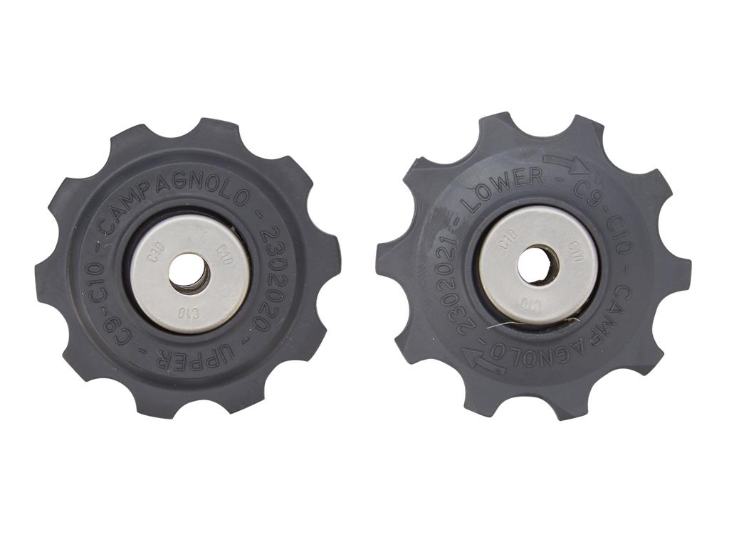 Image of   Campagnolo Record - Pulleyhjul 10 tands til 10 gears bagskifter - 8,4 mm - Sæt af 2 stk