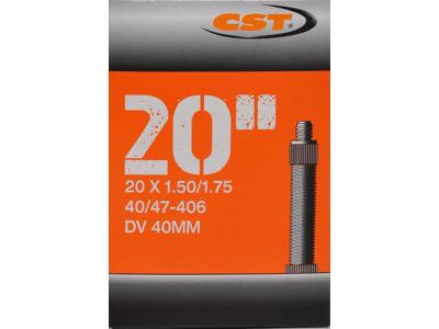 CST Slange - 20 x 1,50-1,75 - Almindelig ventil