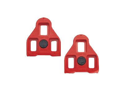Klamper Look Delta type røde