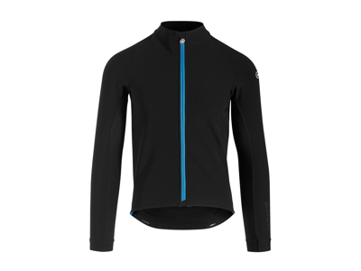 Assos Mille GT Jacket Winter - Cykeljakke - Herre - Sort/Blå - Str. XL