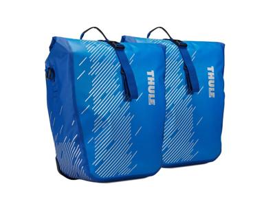 Thule - Shield - Cykelväskor - 2 st - 2 x 14 liter - Blå