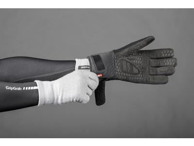 GripGrab Merino Liner - Touchskærm cykelhandske - Grå