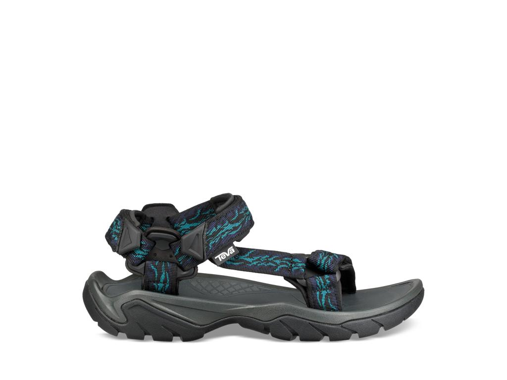 Teva M Terra Fi 5 Universal - Sandal til mænd - Manzanita Dark Eclipse  - Str 47 thumbnail