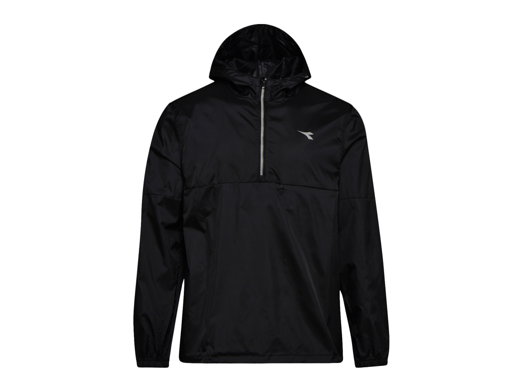 Diadora X-Run Jacket - Løbejakke Herre - Sort - Str. XL thumbnail