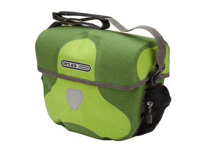 Ortlieb Ultimate 6 Plus - Lime/mosgrøn - 7 liter