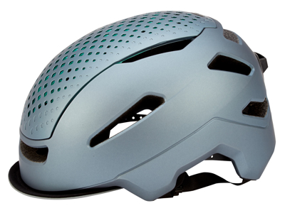 Bell Hub Cykelhjelm - Matgrå