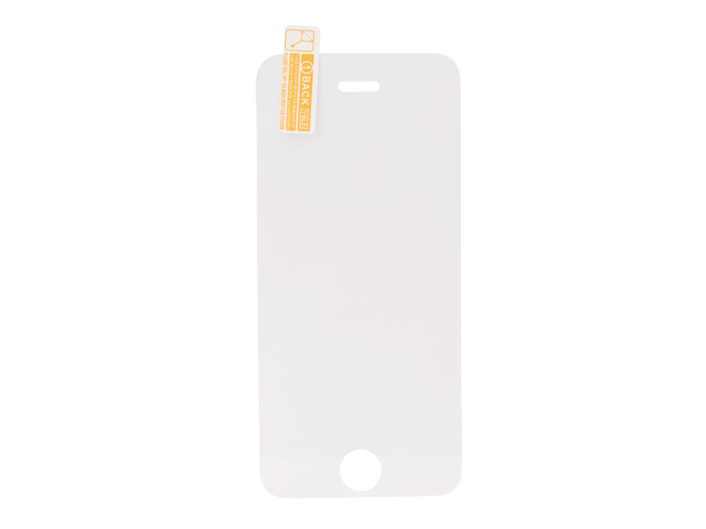 Image of Atredo - Beskyttelsesglas til Iphone 5 / SE - Inklusiv klud og renseserviet