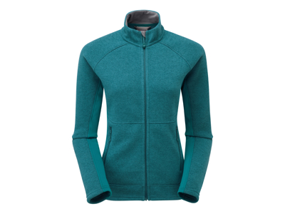 Montane Womens Neutron Jacket - Fleecejakke Dame - Blå