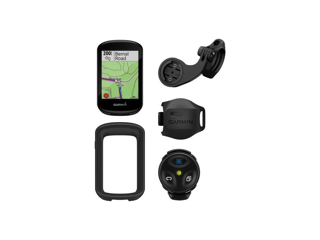 Garmin Edge 830 MTB Bundle - GPS Cykelcomputer thumbnail
