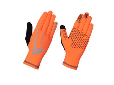GripGrab Expert løbehandske - Hi-Vis Orange