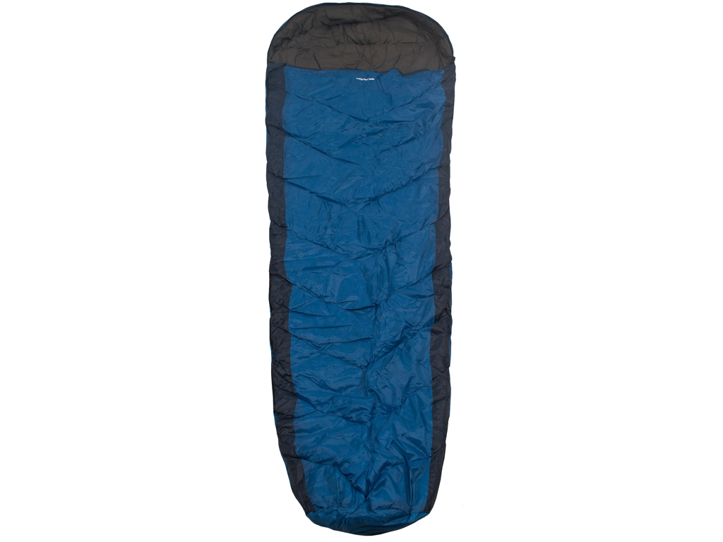 Trespass Doze - Sovepose - 3 sæsoner - 230 x 85 x 55 cm - Royal Blue