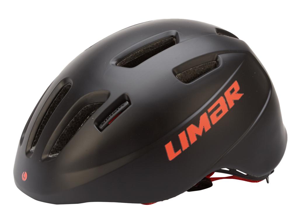 Limar 249 - Cykelhjelm til børn - Str. 50-56 cm - Matsort