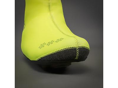 GripGrab Arctic Waterproof Hi-Vis Winter 2028 - Isolerende skoovertræk - Neon Gul