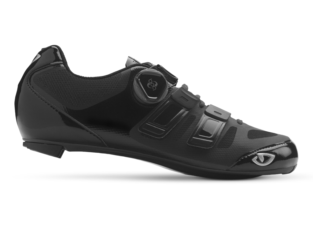 Giro Raes Techlace - Cykelsko Road Woman - Str. 40 - Sort