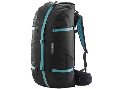 Ortlieb Atrack - Vattentät ryggsäck - Svart - 45 liter