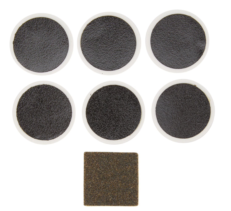 Atredo - Lapper - sæt - uden lim - 6 stk   Repair Kit