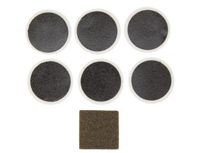 Atredo - Lapper - sæt - uden lim -  6 stk