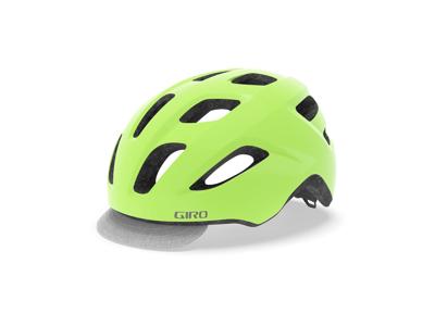 Giro Trella - Cykelhjelm - Str. 50-57 cm - Neongul/Sølv