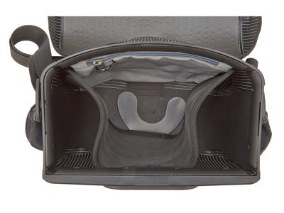 Ortlieb Ultimate 6M High Visibility - Styrtaske - Sort - 7 liter