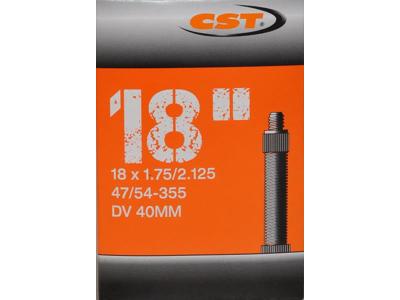 CST Slange - 18 x 1,75-2,125 - Almindelig ventil