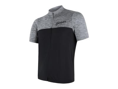 Sensor Motion FZ Jersey - Cykeltrøje med korte ærmer - Grå/Sort
