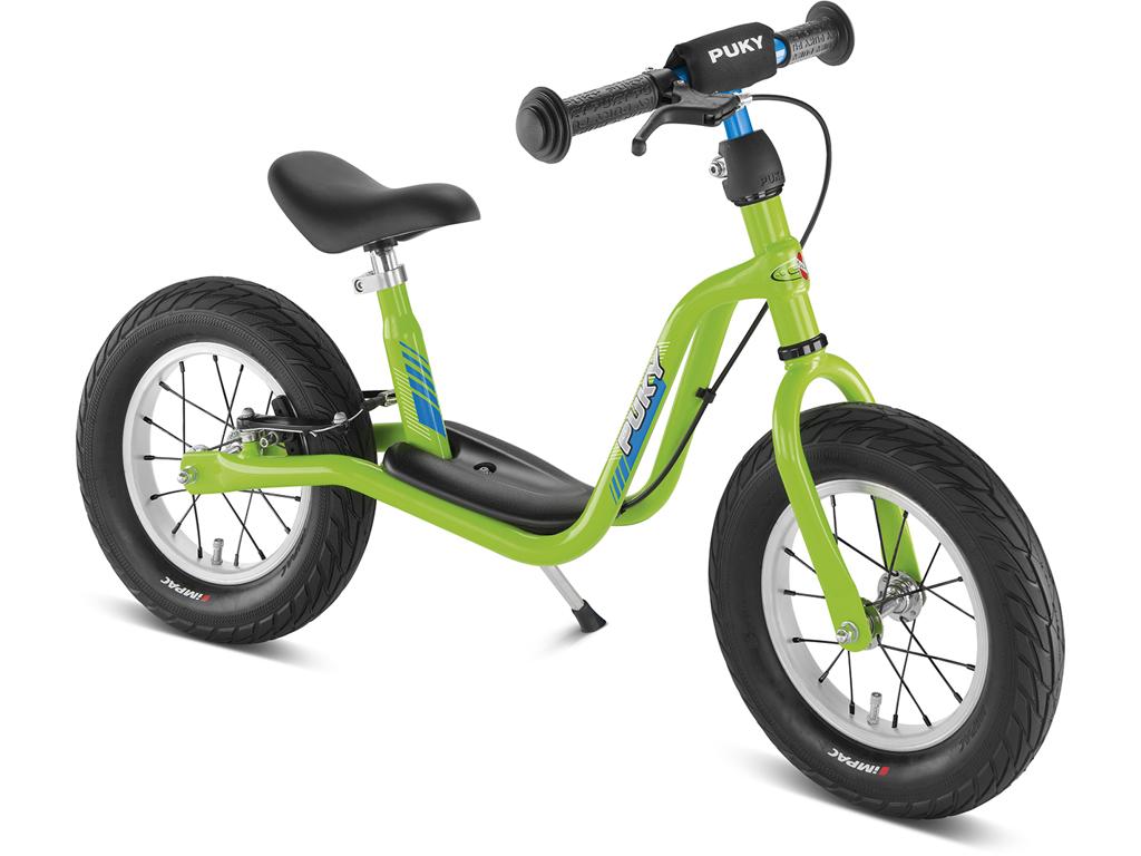 Image of   Puky - LR XL - Løbecykel med bremse fra 3 år - Kiwi