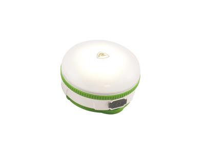 Robens Beacon Batch Rechargeable - Genopladelig Lanterne - Hvid/Grøn