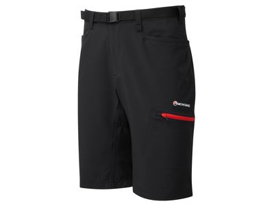 Montane Dyno Stretch Shorts - Vandreshorts Mand - Sort