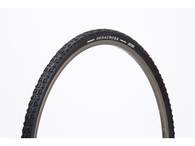 Panaracer RegaCross - Tubeless foldedæk - 700 x 33 - Sort