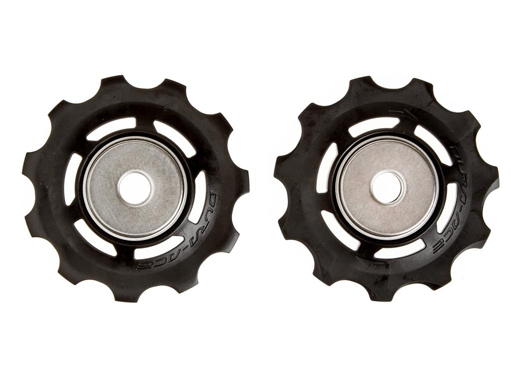 Image of   Shimano Pulleyhjul - Til Dura Ace RD-9000 og RD-9070 - 2 stk. 11 tands