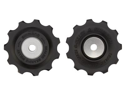 Shimano RD-6700 Ultegra/XT - 11 tands pulleyhjul sæt - Til 9 og 10 gear