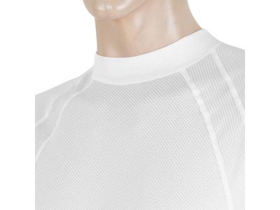 Sensor Coolmax Fresh Air - Svedundertrøje med korte ærmer - Hvid