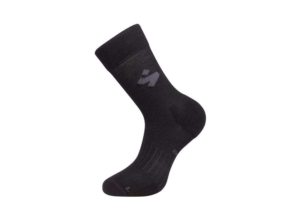 Sweet Protection Hunter Merino Socks - Cykelstrømper - Sort