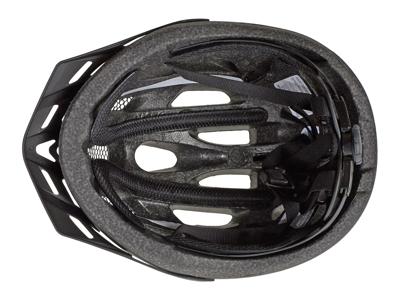 Cykelhjelm Abus Urban-I v.2 med LED lys Matsort