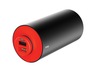 Knog Power bank - Large - 10.000 mAh