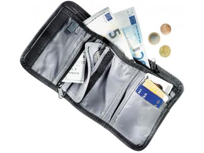 Deuter Travel Wallet - Pung - Sort