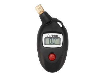 Atredo - Digital däcktrycksmätare - Svart