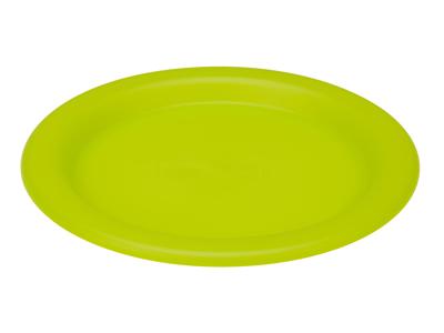 Trespass Savour - Flad picnic tallerken - Grøn - ø: 25,3 cm.