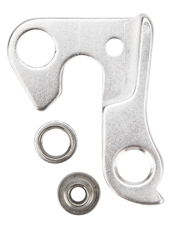 Geardrop type GH-128 - Sølv | Derailleur hanger