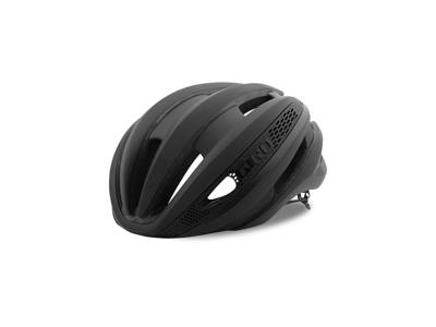 Giro Synthe Mips - Cykelhjelm - Mat Sort Flash