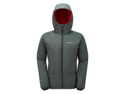 Montane Prism Jacket - Fiberjakke Mand - Grå