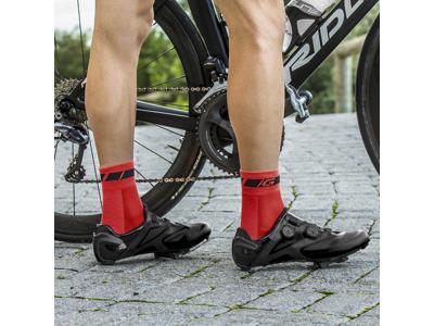 GripGrab Regular Cut 3003 - Cykelstrømpe - Rød
