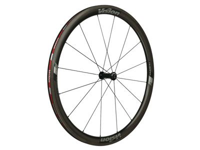Vision Trimax Carbon 40 - Hjulsæt - 700c - Clincher - Carbon